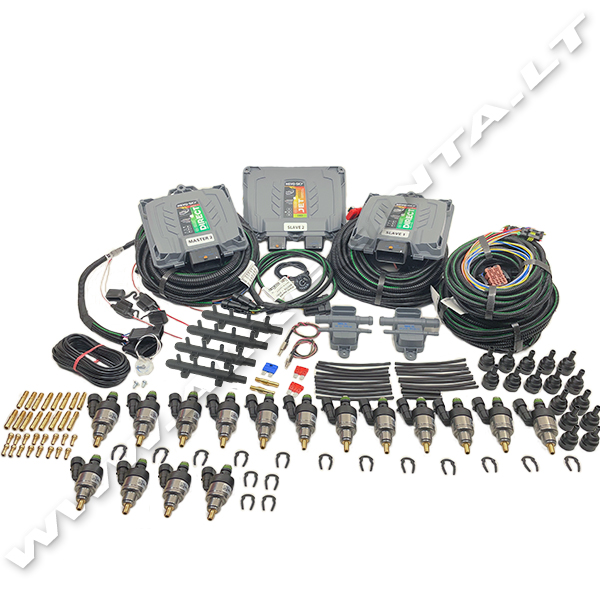 Mini kit NEVO-SKY DIRECT/JET OBD 8 CIL RL DUAL